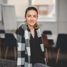 Katka Lundáková - vedoucí marketingu Riegrovy 51