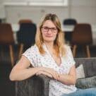 Petra Floriánová - asistentka Riegrova 51