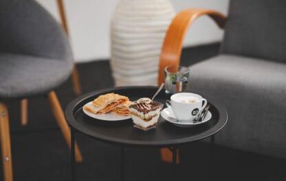 Ukázka coffee breaku v Riegrově 51