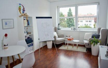 Kancelář Životní mapy v Riegrově51