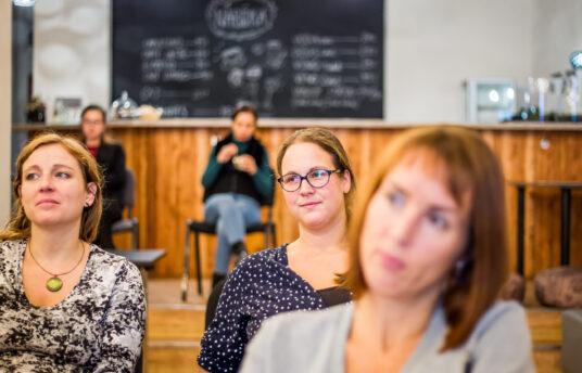 Kavárna –galerie