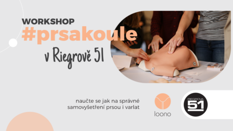 Pozvánka na workshop Loono